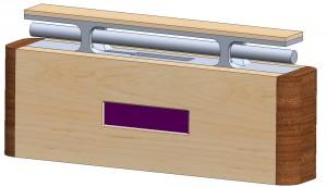CAD Model of the Alarm Clock Design