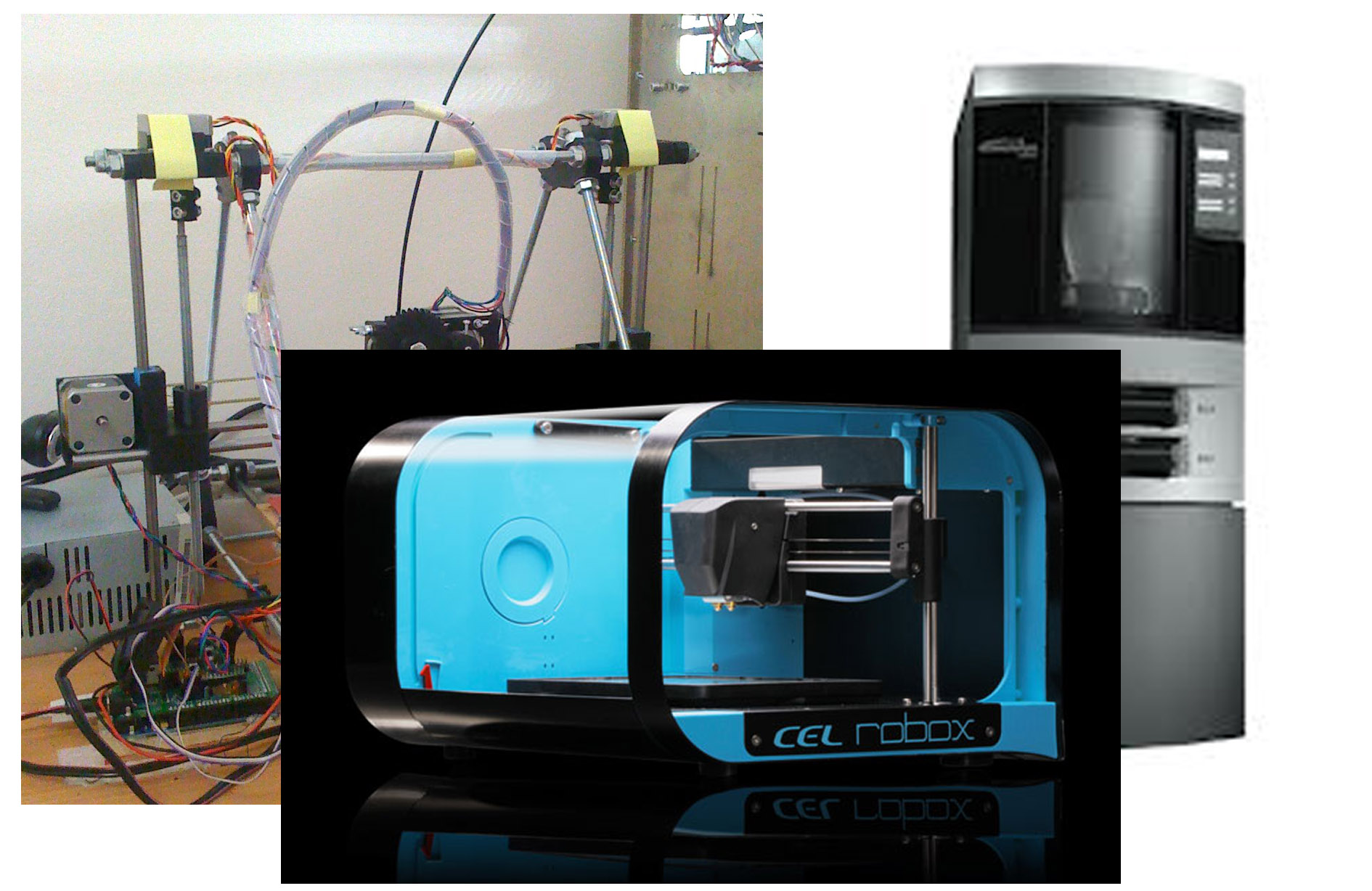 Robox bridges personal and professional 3D printing