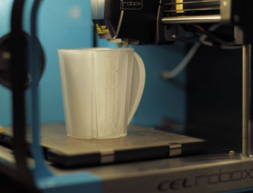 Spiral Printing on Robox