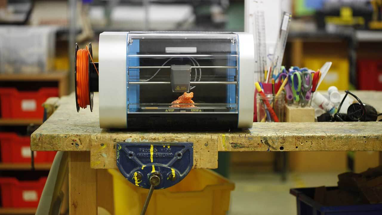 CEL RoboxDual 3D Printer Review: Dual Extrusion Redefined