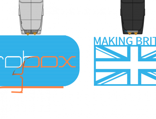 Robox is a tool, not a hobby.