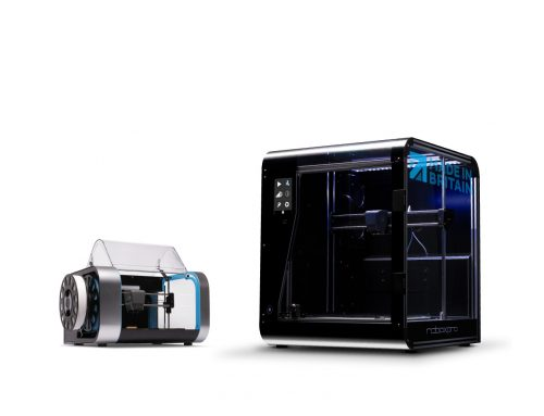 Receive the AutoMakerPRO software FREE (RRP £59.90) with every purchase of a new Robox 3D Printer