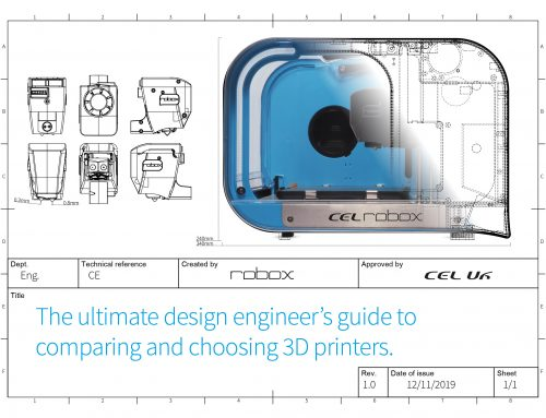 The ultimate design engineer's guide to comparing and choosing 3D printers