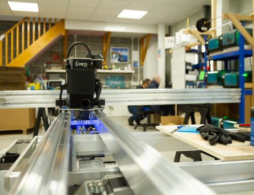 Protected: Case Study: CEL-UK 3D printers enable startup to get ground-breaking portable CNC machine to market in only one year